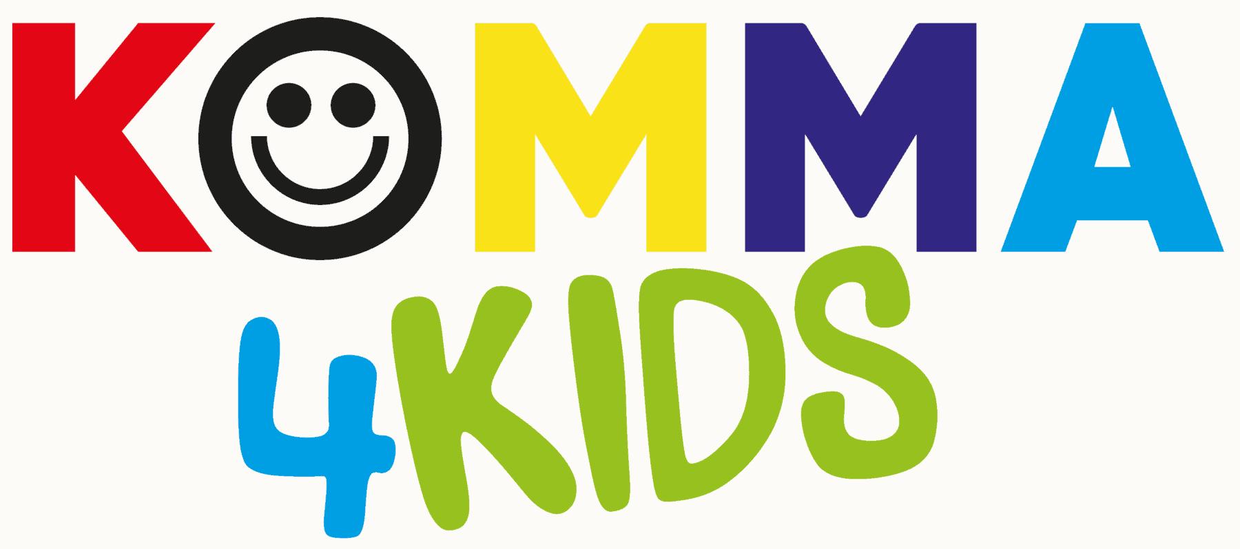 Komma für Kids