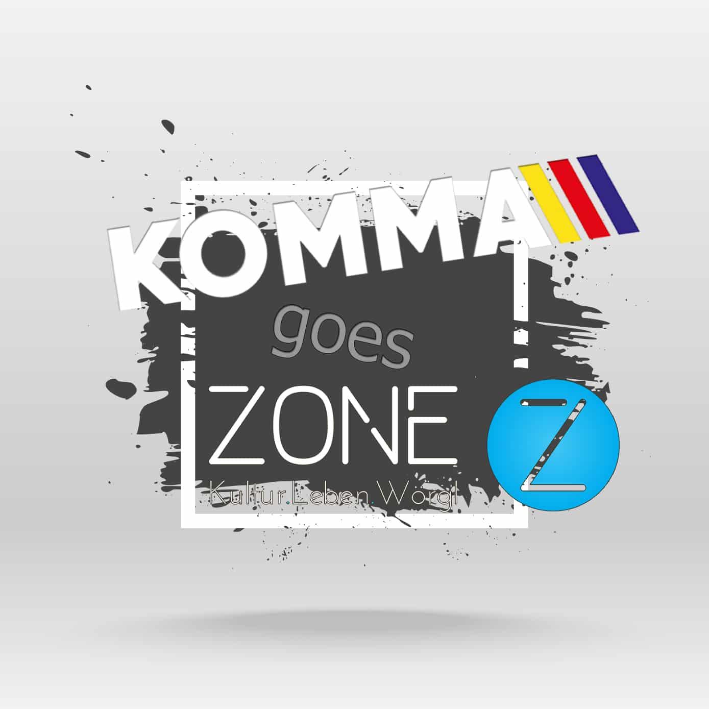 Komma goes Zone